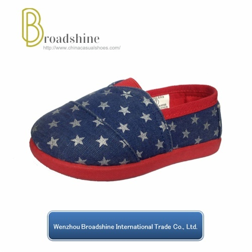 5f1091d229 Low Price Canvas Kids Toddler Shoes with Light and Flexible Sole ...