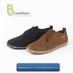 Hot Sale for Southeast Asia Men Footwear with a Little Sharp Toe Shape